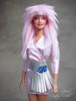 Jem custom doll