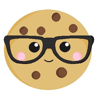 Nerdy Nummies Cookie by xXArtIsTheWeaponXx on DeviantArt