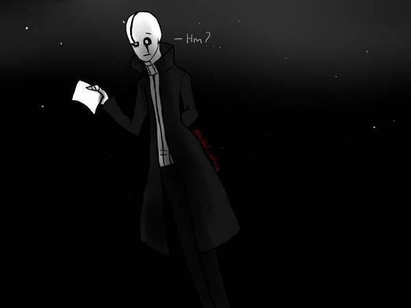 W.D. Gaster by ariafoxy123