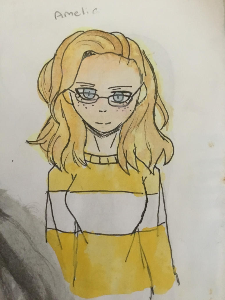 this is a drawing of my BEST FRIIIIIEEEEEND by ariafoxy123