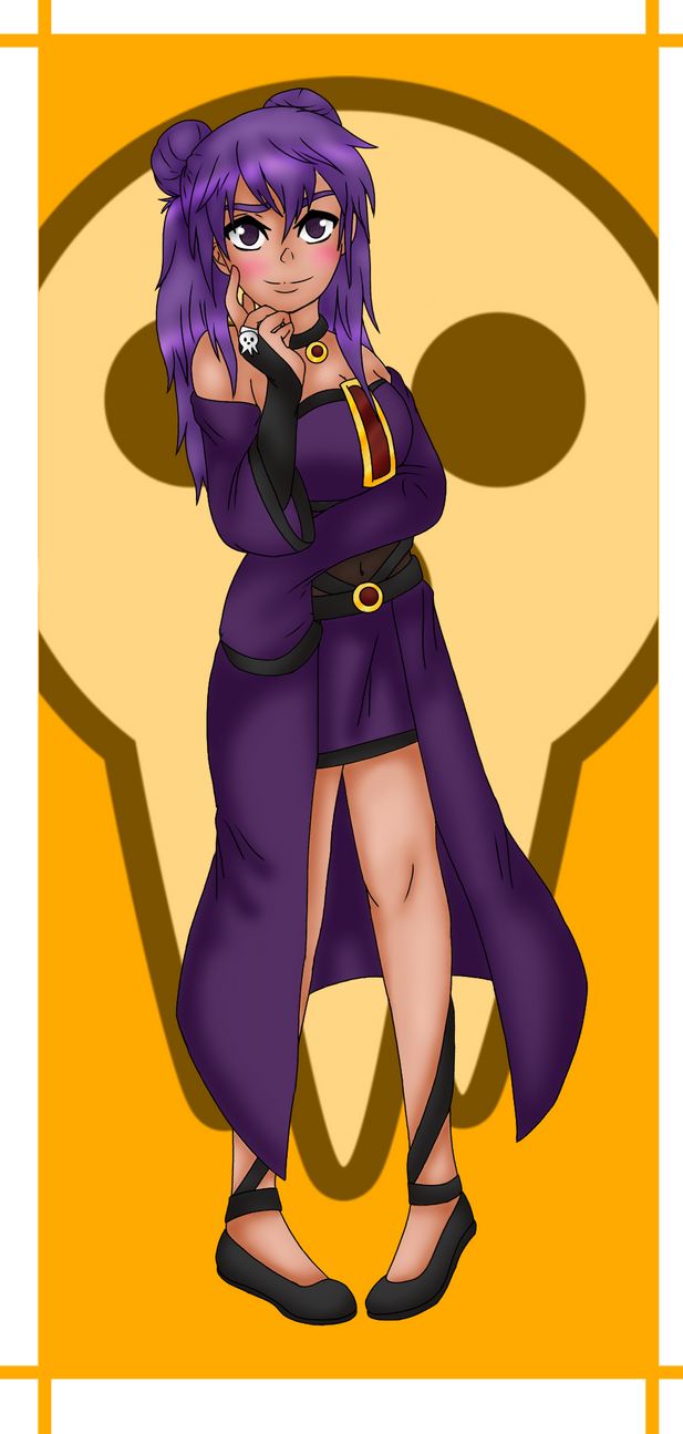 Contest entry by Foxgirl95