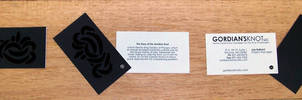 Gordian's Knot Business Card