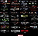 Marvel Wallpaper by asgardiangoddess
