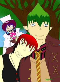 The Demonic Trio