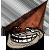 Pyramid Head troll face by ZeTrystan