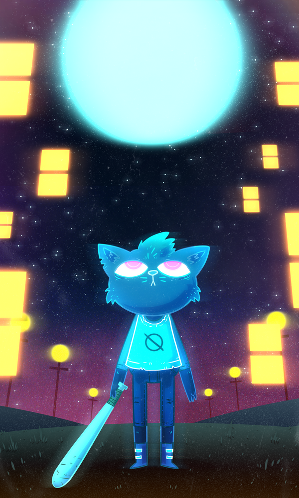 Night in the Woods by ZeTrystan