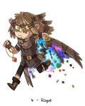 RPG Challenge - 4 - Rogue