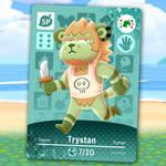 Trystan - Animal Crossing New Horizons