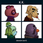 Animal Crossing - Demon Days