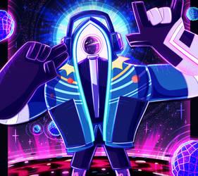 DJ Subatomic Supernova - No Straight Roads