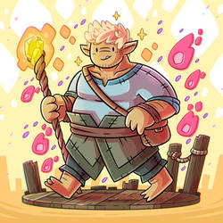 Orc Elf Magic