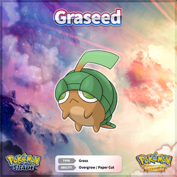 Base Pokemon Reveal Graseed