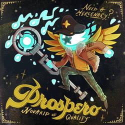 Prospero the Novakid