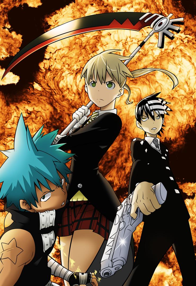 The Legendary Trio by SonicHakeem