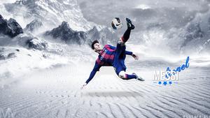 Lionel Messi Wallpaper 2014/2015
