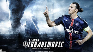 Zlatan Ibrahimovic Wallpaper by mostafarock
