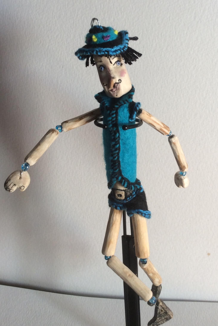 Don goatee by pulp-puppetry