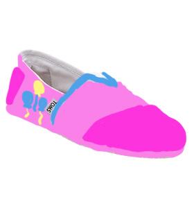 Pinkie Pie TOMS rough design by Angel-Anthem-Maker