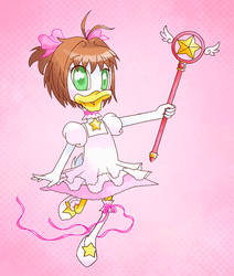 Cardquacker Sakura