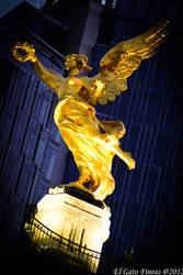 El vuelo del Angel by elgatofineas