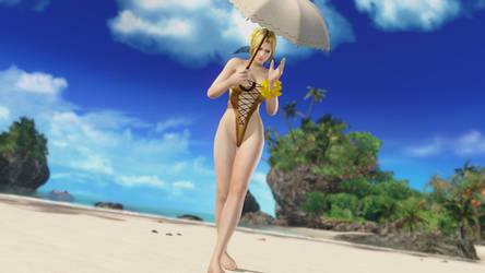 Dead Or Alive Xtreme Venus Vacation Helena by gattotomDOA5LRmods