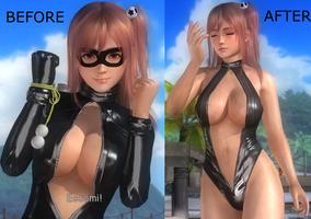 DOA5LR Sexy Secret Agent Pack by gattotomDOA5LRmods