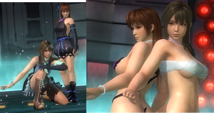 DOA5LR: Destiny Child Collab Costumes(Part2) SSRs by gattotomDOA5LRmods