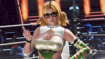 DOA6: Tina with Lisa's Deluxe Costume by gattotomDOA5LRmods