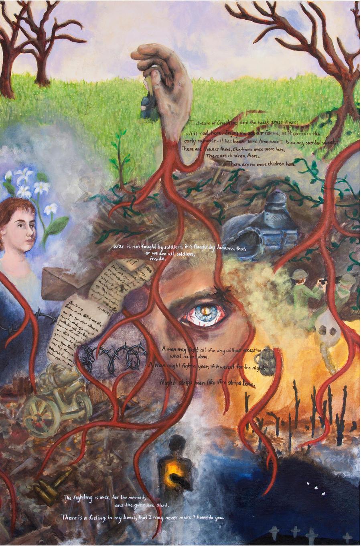 The Unforgotten by senzanima