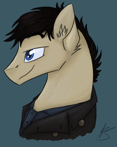 Captain Jack Harkness by GoldenNove