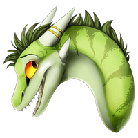 The Happiest Dragon by GoldenNove