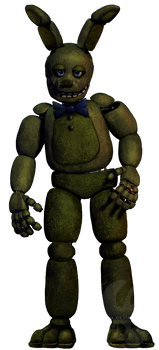 Non Withered Springtrap