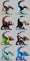 [CLOSED] Animal indoraptor adoptables