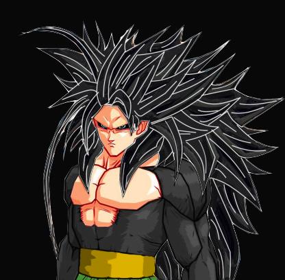 Super Saiya Goku 23
