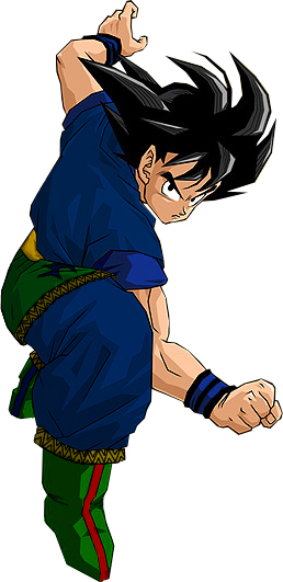 dragon ball z af game. Dragon Ball Z Af Goku.