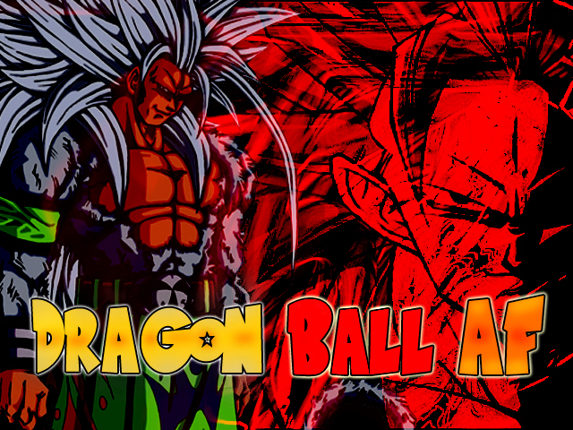imagenes de naruto y dragon ball z y af