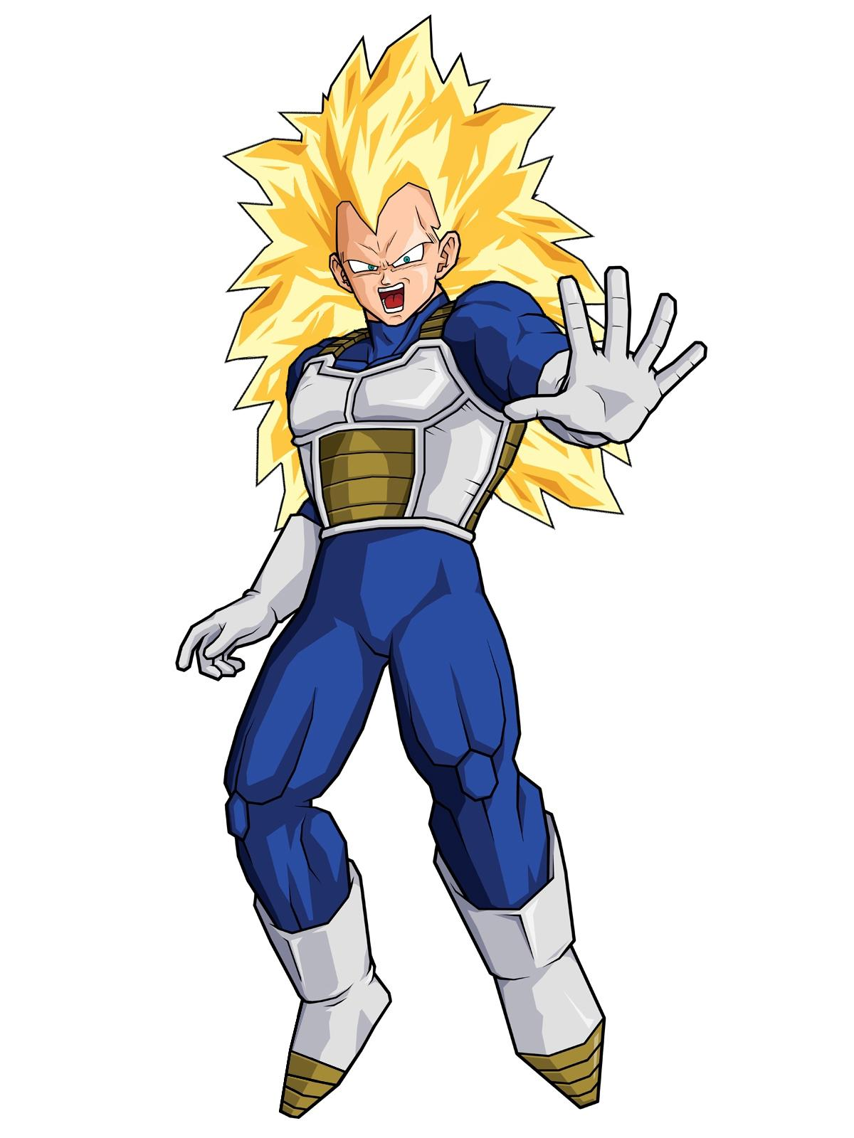 Image Gallery super vegeta 3