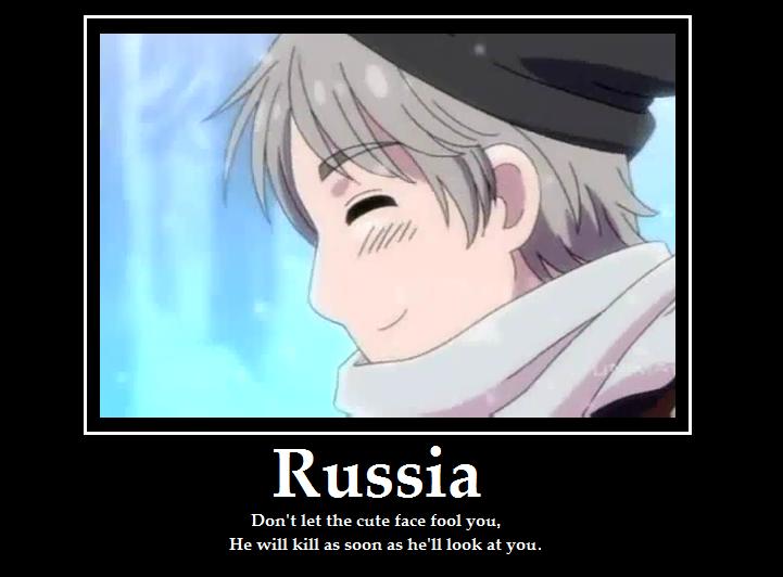 Hetalia Russia Screenshot Russia by ShadowsatDusk