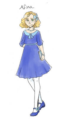 The Little Tart Blueberry (Afina Ref)