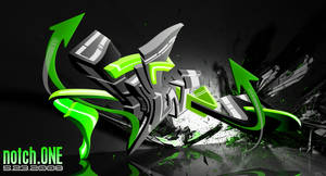 Oraculum Vortex Graff 3D