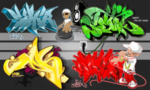 Hip Hop Collab TFK 2008