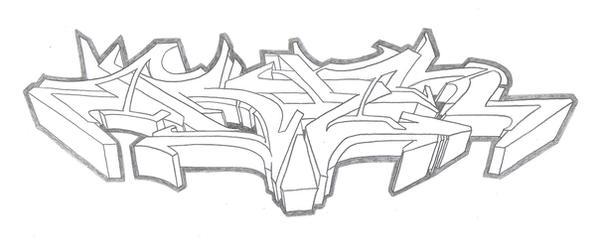Graffatron by SikWidInk