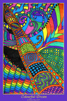 Colourful dream by kine80