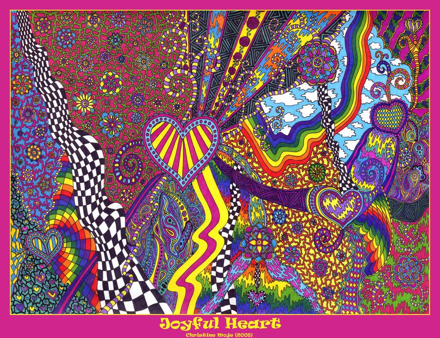 Joyful Heart by kine80