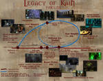The Legacy of Kain Timeline