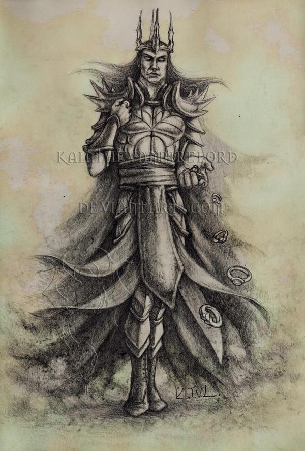 Sauron le Grand, Haut Roi du Mordor Sauron_Annatar_by_kainthevampirelord