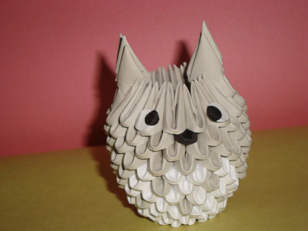 3d origami totoro by penguin4213 on deviantart 3d origami totoro by penguin4213 jeuxipadfo Images