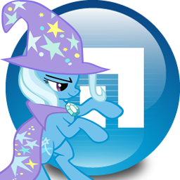 G A P Trixie Maxthon Browser Icon By Shadowhedgiefan91 On Deviantart