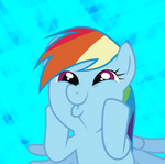 Rainbow Dash Icon