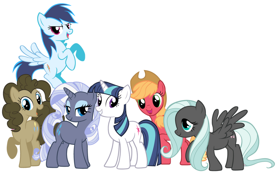 Mlp Fim Thread 350 Sunset Riders Freakin Awesome
